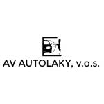 AV AUTOLAKY, v.o.s. – logo společnosti