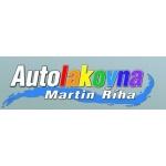 Martin Říha, DiS. - Autolakovna – logo společnosti