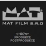 MAT FILM s.r.o. - Střižny, produkce, postprodukce – logo společnosti