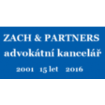 Advokátní kancelář Zach a partneři, s.r.o., – logo společnosti