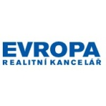 EVROPA Realitní kancelář LIBEREC – logo společnosti
