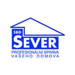 Stavební bytové družstvo SEVER – logo společnosti