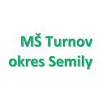 Mateřská škola Turnov, J. Palacha 1931, okres Semily – logo společnosti