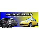 Autoškola Zrnovský – logo společnosti