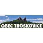 Obec Troskovice – logo společnosti