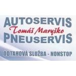 Maryško Tomáš - AUTOSERVIS a PNEUSERVIS – logo společnosti