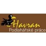 Havran podlahářské práce – logo společnosti
