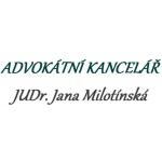 ADVOKÁTNÍ KANCELÁŘ - Milotínská Jana JUDr. – logo společnosti