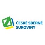 České sběrné suroviny a.s. - Praha 9 – logo společnosti