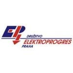 Družstvo Elektroprogres Praha – logo společnosti