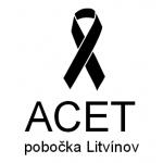ACET - pobočka Litvínov – logo společnosti
