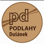 Dušánek Petr - podlahy – logo společnosti