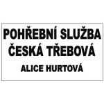 POHŘEBNÍ SLUŽBA A KREMATORIUM – logo společnosti