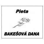 Bakešová Dana (pobočka Hlinsko) – logo společnosti