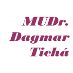 MUDr. Dagmar Tichá – logo společnosti