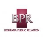 B P R-Bohemia public relation s.r.o. – logo společnosti