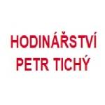 Tichý Petr - hodinářství – logo společnosti