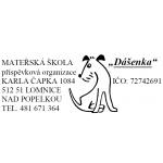 """Mateřská škola """"Dášenka"""" Lomnice nad Popelkou, okres Semily, – logo společnosti"""