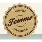 FEMME a.s. (pobočka Žatec) – logo společnosti