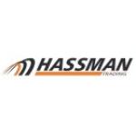 HASSMAN TRADING s.r.o. – logo společnosti
