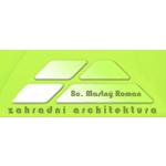 Bc. Mastný Roman – realizace a vizualizace zahrad – logo společnosti