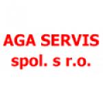 AGA SERVIS spol. s r.o. (pobočka Praha 2 -Vinohrady) – logo společnosti