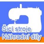 Šicí stroje, náhradní díly - Pomykalová Marie – logo společnosti
