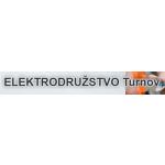 ELEKTRODRUŽSTVO Turnov – logo společnosti