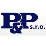 P & P spol. s r.o., projektové a stavebně montážní práce – logo společnosti