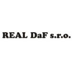 REAL DaF s.r.o. – logo společnosti