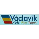VÁCLAVÍK RADEK - instalatérství – logo společnosti