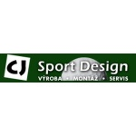 CJ Sport Design - MINIGOLF – logo společnosti