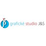 Grafické studio, fotoateliér a digitální tiskárna J&S – logo společnosti