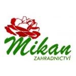 Zahradnictví MIKAN – logo společnosti