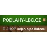 Roman Adámek- PODLAHY-LBC.CZ – logo společnosti