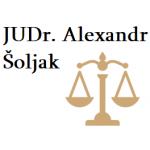 JUDr. Šoljak Alexander - advokát – logo společnosti