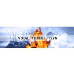 Kašpar Zdeněk - voda, topení, plyn – logo společnosti