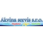 Akvina servis s.r.o. – logo společnosti