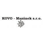 KOVO - Mazánek s.r.o. – logo společnosti