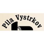 Straka Jaromír- Pila Vystrkov – logo společnosti