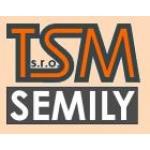 TSM Semily s.r.o. – logo společnosti