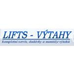 Petr Kadlec - LIFTS – logo společnosti