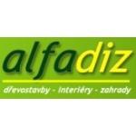 ALFADIZ s.r.o. – logo společnosti