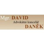 Mgr. David Daněk, advokátní kancelář – logo společnosti