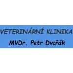 Veterinární klinika - MVDr. Dvořák Petr – logo společnosti