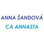 CESTOVNÍ AGENTURA - Šandová Anna – logo společnosti