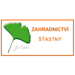 Zahradnictví Šťastný – logo společnosti