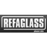 REFAGLASS s. r. o. – logo společnosti
