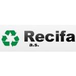 Recifa a.s. – logo společnosti