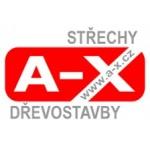 A - X s.r.o. - DŘEVOSTAVBY LIBEREC – logo společnosti
